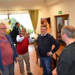 Wizyta studyjna gości z Norwegi