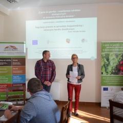 Warsztaty z Pola do garnka - współpraca rolników w skracaniu łańcucha dostaw