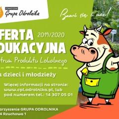 Oferta edukacyjna Centrum Produktu Lokalnego