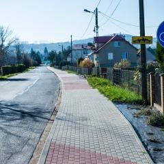 Nowa infrastruktura dla rowerzystów w Cieżkowicach i Zakliczynie