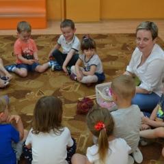 Warsztaty rękodzielnicze dla szkół i przedszkoli - Warsztaty z robienia serwetek na drutach
